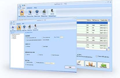 Easy to use duplciate file remove software, find and remove duplicate files.